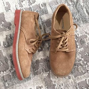 Sperry Top Sider Kids Shoes 3M Suede